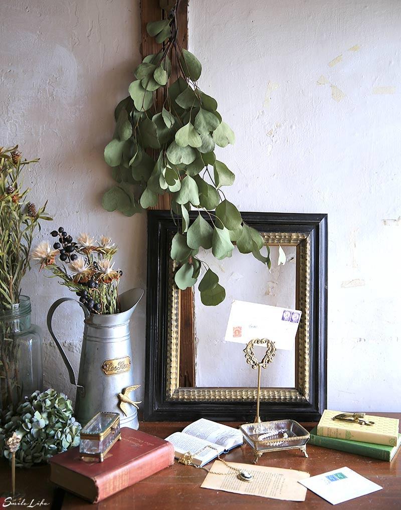 乾燥花非常适合布置家居,工作室   随著时间,这些自然乾燥花会呈现不